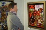 Выставка Зураба Церители